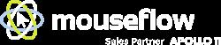 Mouseflow(マウスフロー)ロゴ